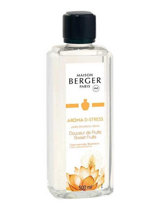 LAMPE BERGER Parfum Aroma Aroma D-Stress Süsse Früchte 500ml