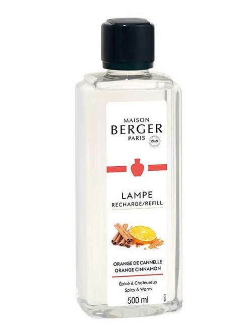 LAMPE BERGER Parfum Orangen-Zimt 500ml