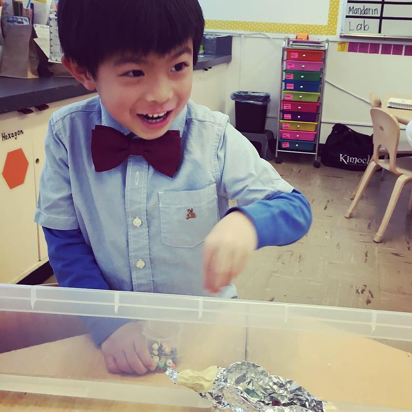 Summer Program: Robot Petting Zoo