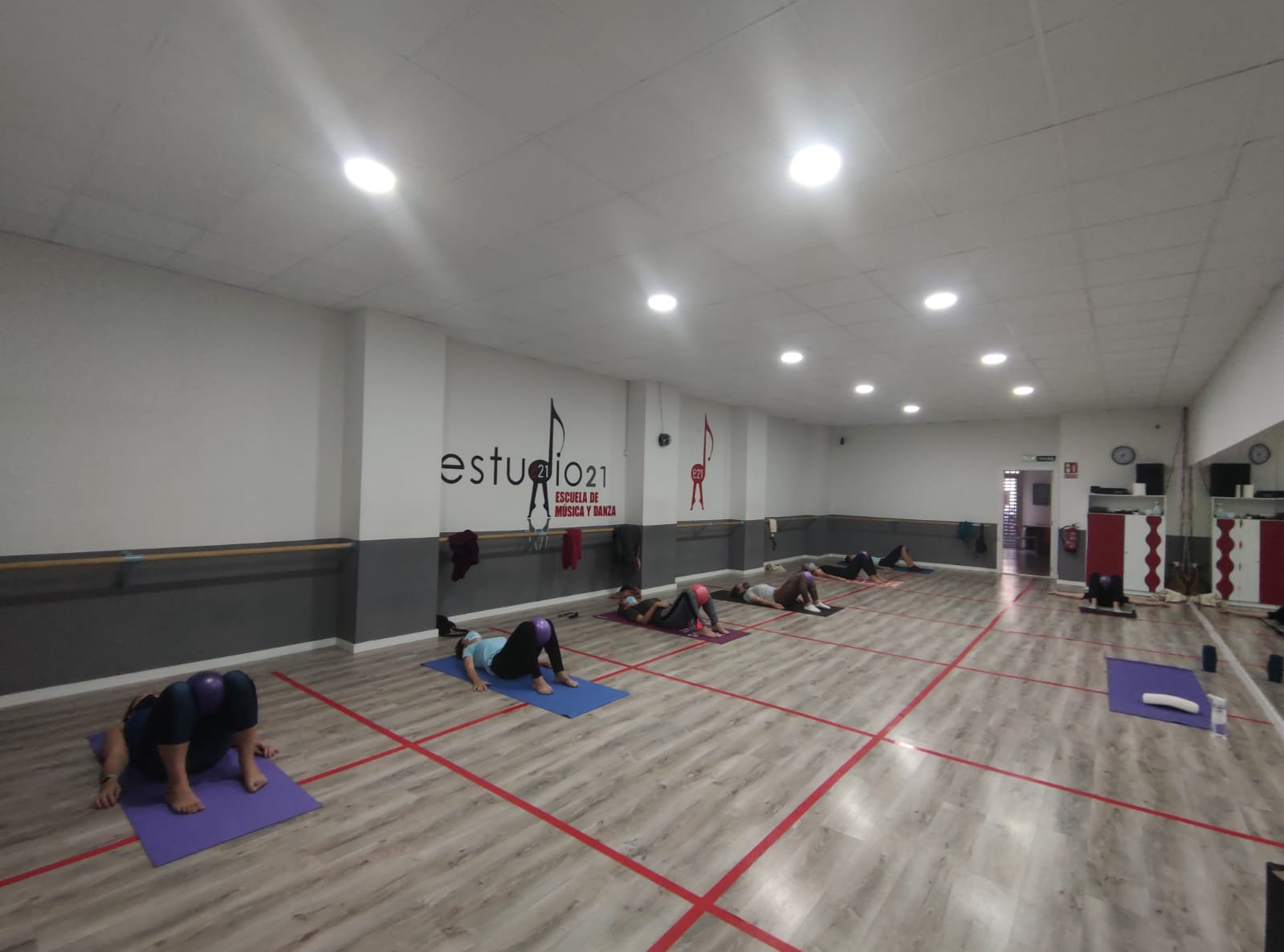 Group Classes Indoors - Drop-In