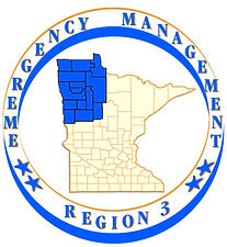 Emergency Management Region 3 Logo