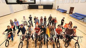 NWRDC Bike Fleet, Erskine, MN