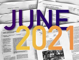 Best of arXiv—June2021