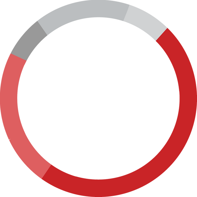red pie graph.png