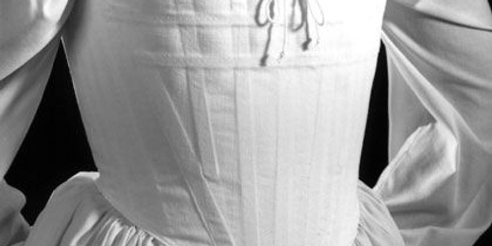 Atelier didattico di corsetteria storica - 1700