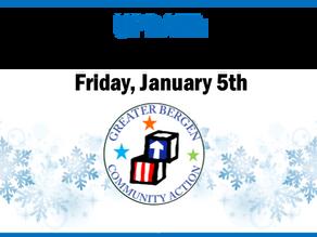 All GBCA Head Start Schools Closed January 5th
