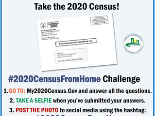 GBCA'S 2020 CENSUS FROM HOME CHALLENGE