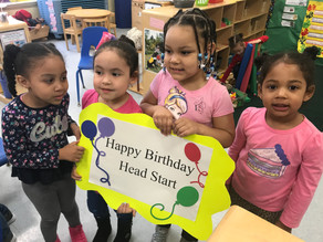 Happy Birthday, Head Start