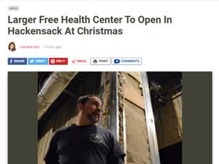 GBCA Helps Fund Larger Free Health Center in Hackensack