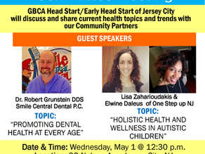 Head Start Spring Health Advisory Committee Meeting Notices