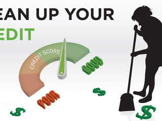 Clean Up Your Credit