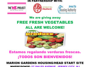 FRESH PRODUCE GIVEAWAY AT GBCA'S MARION GARDENS HEAD START!