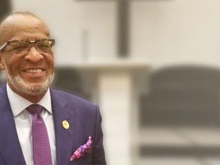 2019 Gala Honoree: Reverend Gregory Jackson, Senior Pastor of Mount Olive Baptist Church