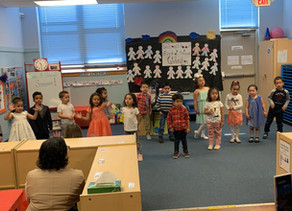 GBCA Head Start Staff, Students and Families Celebrate Children Moving Up to Kindergarten