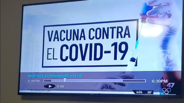 Telemundo Announces Covid Equity Team Coverage