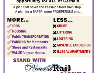 ATTENTION: GARFIELD RESIDENTS