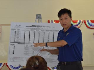 GBCA's Adult Education Department Hosts a Voting Registration Event