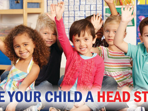 Give Your Child A Head Start
