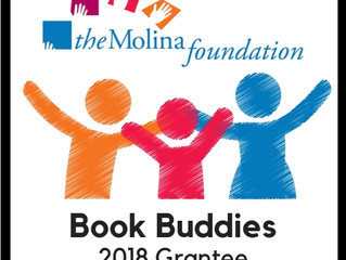 GBCA Head Start Distributed Thousands of Free Books from Grant Awarded by Molina Foundation