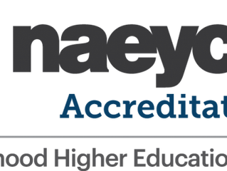 GBCA Head Start Achieves Exclusive NAEYC Accreditation