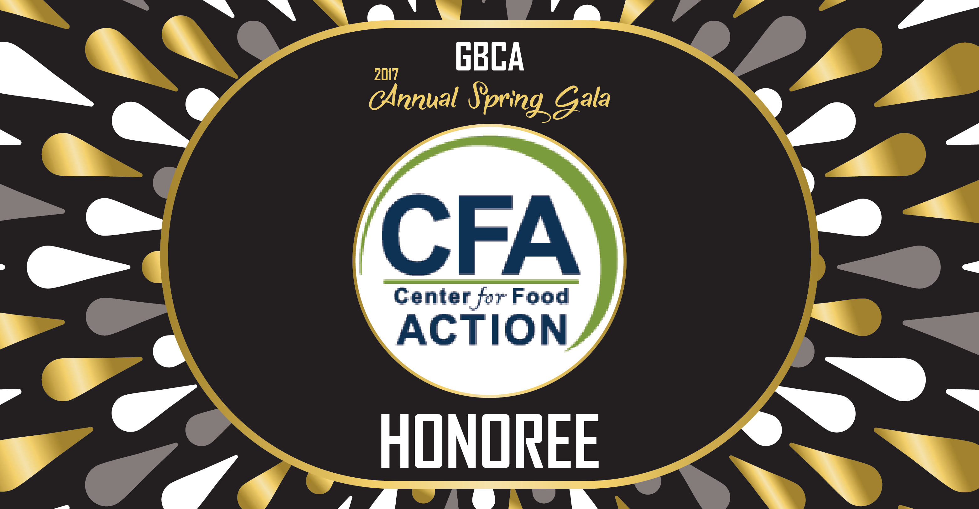 2017 Gala Honoree Center For Food Action Greater Bergen Community