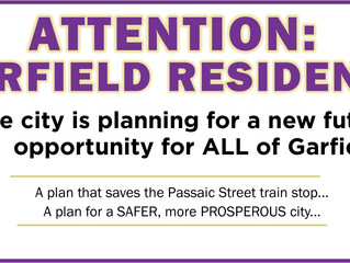 TAKE ACTION: For a Brighter Future in Garfield