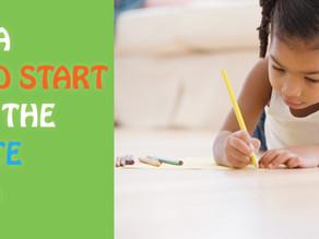GBCA Head Start Has The Write Idea