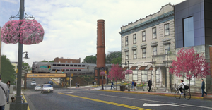 Proposed improvement to GBCA Passaic Street Headquarters