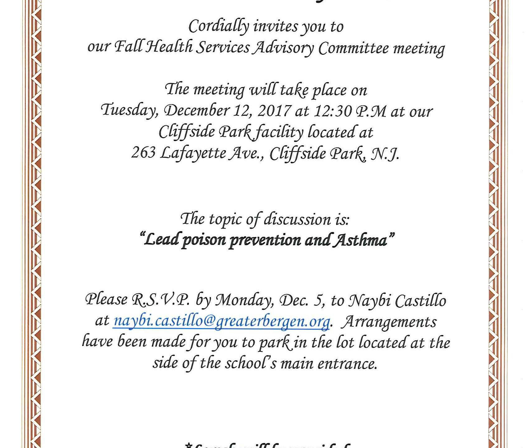 Jersey City Meeting