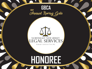 2017 Gala Honoree: Northeast New Jersey Legal Services