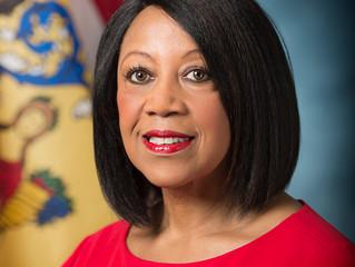 Lieutenant Governor, Sheila Oliver
