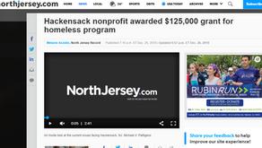 Hackensack nonprofit awarded $125,000 grant for homeless program