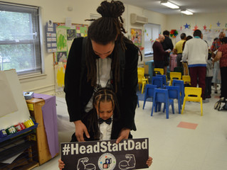 GBCA Head Start Celebrates Dads who are Committed to Fatherhood
