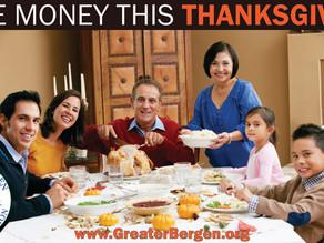 Save Money This Thanksgiving!