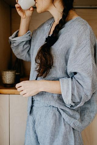 Dámské lněné pyžamo.jpg