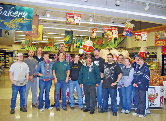 Whidbey Island Commissary Crew 006 - 200