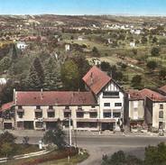 Mozac rétro : L'Hostellerie de l'abbaye