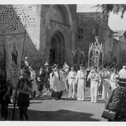 Procession de saint Calmin