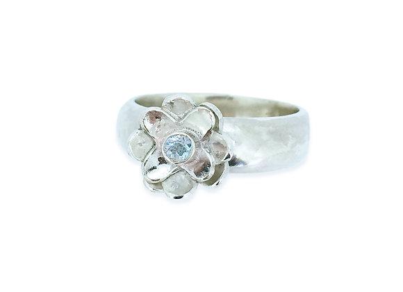 flower court ring