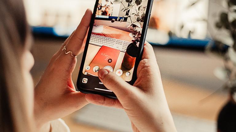 Meine Bilder, meine Sprache - Handy-Fotografie für Instagram