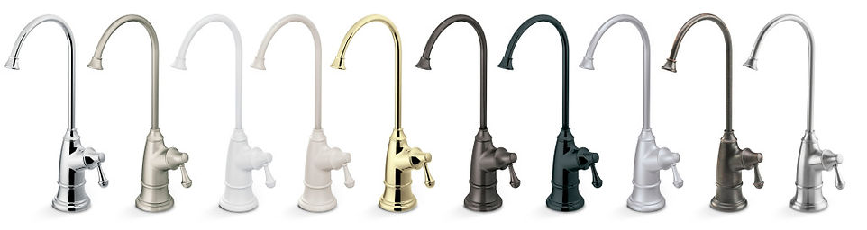 Fancy designer spigots great for your Chaska kitchen