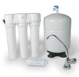 Clack Microline Reverse Osmosis Drinking Water System