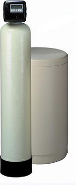Clack WS1 whole house filter & water softener
