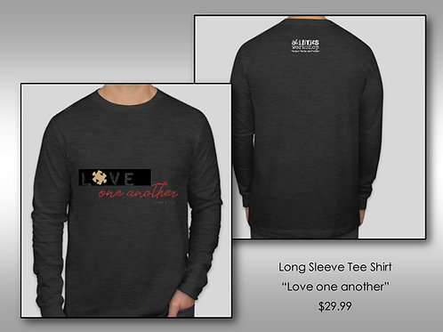 """Love One Another"" Long Sleeve Tee"