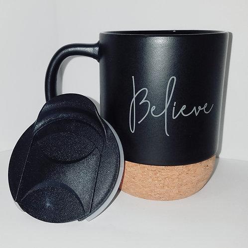 """""""Believe"""" Coffee Mug"""