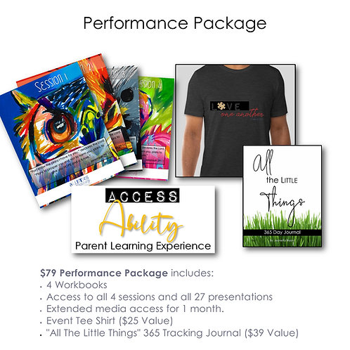 Performance Package - Access Ability