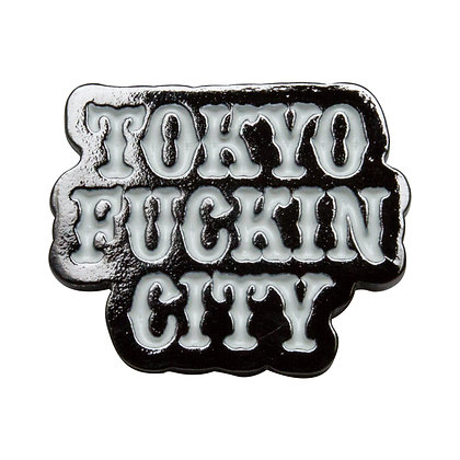 CAMILLO TOKYO FUCKIN CITY PINS <SILVER>