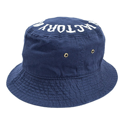 UNCHAIN factory Bucket hat <navy>