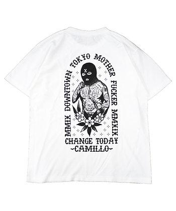 CAMILLO D.T.M  TEE < WHITE >