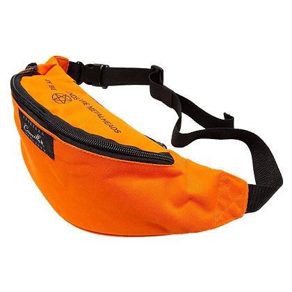 DEVIL CAMILLO Waist Porch Bag <Orange>